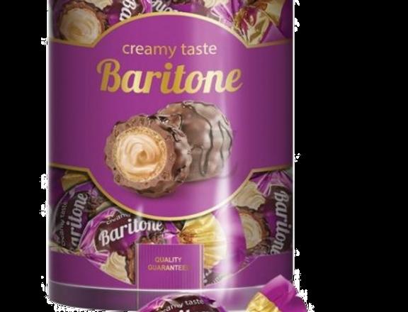 конфеты BARITONE сливочный вкус 415 гр