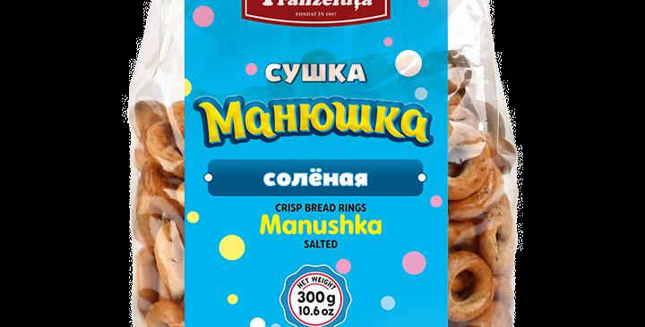 сушки МАНЮШКА солёные 300гр