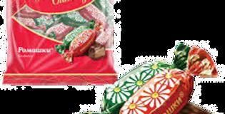 конфеты РОМАШКА 250гр