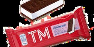 мороженое СЭНДВИЧ (шок.печенье+пломбир) 100гр