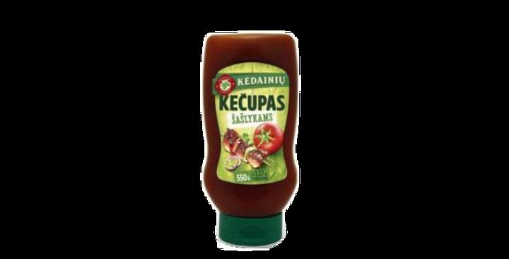 кетчуп Шашлычный 550гр