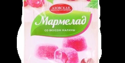 Мармелад со вкусом малины 300гр