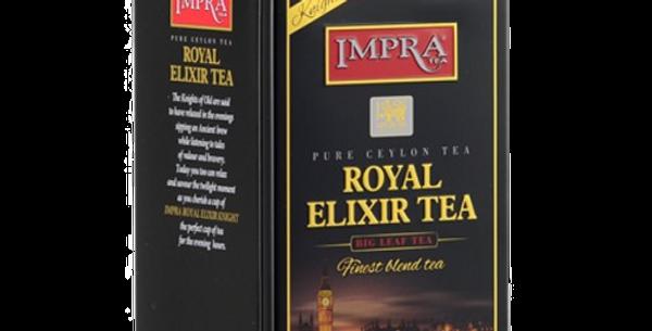 чай ROYAL ELIXIR 200гр (ж.б.)