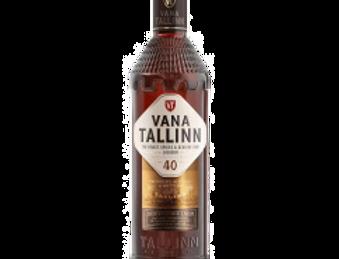 Ликёр VANA TALLINN 0.5л