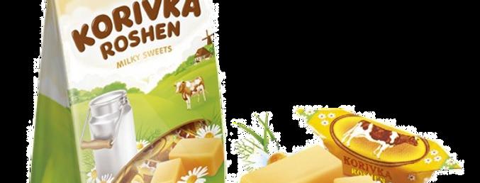 конфеты КОРОВКА молочная 205гр