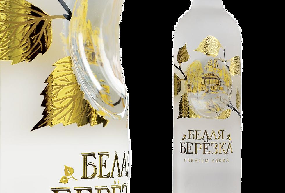 водка БЕЛАЯ БЕРЁЗКА premium 0.7л