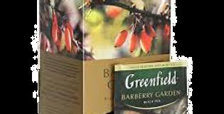 чай BARBERRY GARDEN