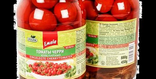 томаты ЧЕРРИ ювелирные 880 гр