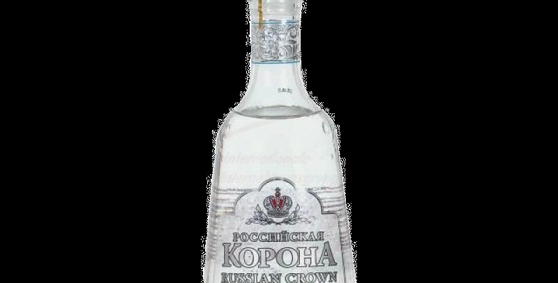 """водка""""Российская корона"""" Original 0.7л  40%"""