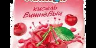 кисель вишнёвый KARLSSON 240гр