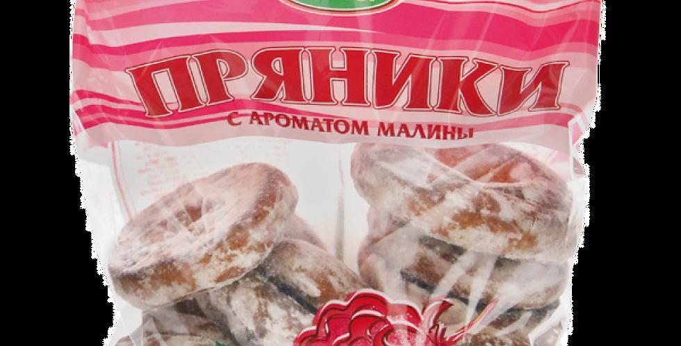пряники со вкусом МАЛИНА 400гр