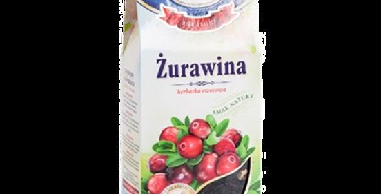 чай КЛЮКВА целая ягода 80 гр