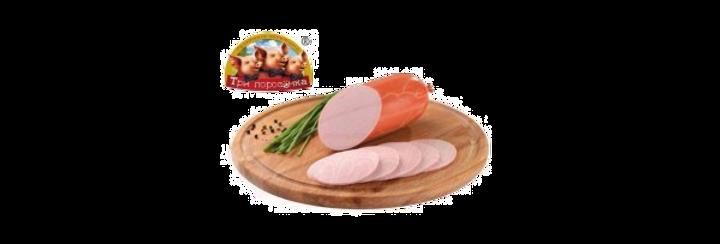 колбаса Молочная полукопчёная 500гр