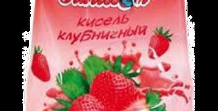 кисель клубничный KARLSSON 240гр