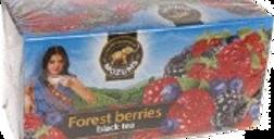 Чай чёрный Лесные ягоды