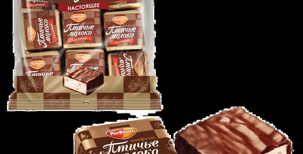конфеты ПТИЧЬЕ МОЛОКО (сливочно-ванильное) 225 гр