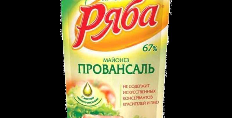 Майонез Провансаль 440гр