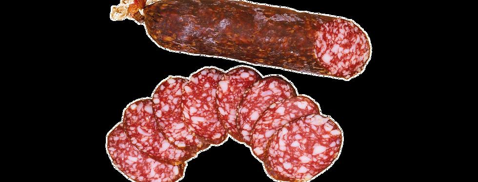 Сырокопчёная колбаса 200гр