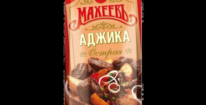 аджика острая  Махеевъ 140гр