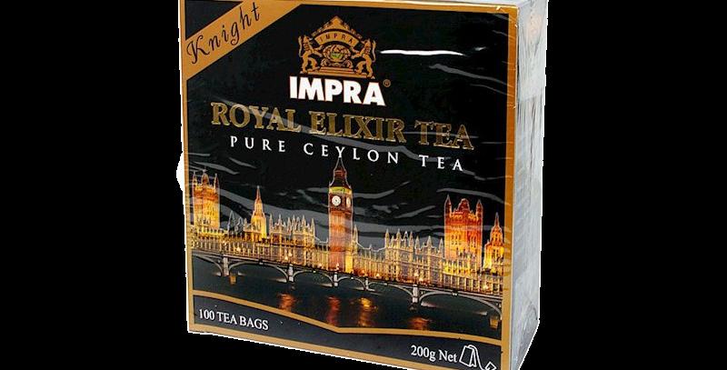 Чай IMPRA ,,Королевский эликсир,, Knight 100*2гр