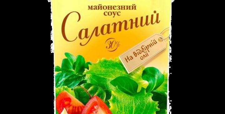 Майонез Салатный (30%) на отборном масле ЩЕДРО 350гр