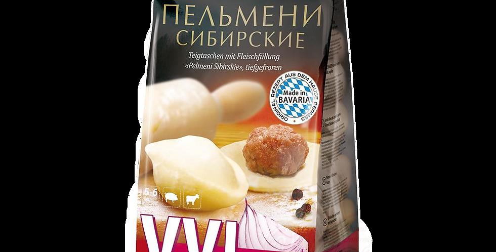 Пельмени Сибирские XXL  1кг