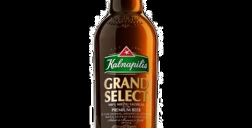 пиво KALNAPILIS  GRAND SELECT 5.4%