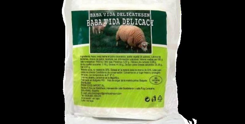 Брынза овечья 1 кг