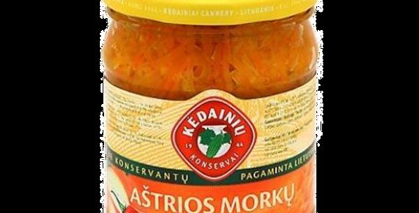 Морковь Острая  580гр