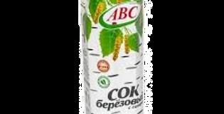 Сок берёзовый с сахаром 1л