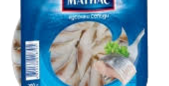 филе сельди в масле МАТИАС 200гр