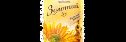Майонез Золотой (50%) на яичных желтках ЩЕДРО 350гр