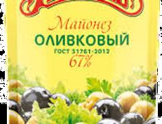 майонез Оливковый  МАХЕЕВЪ 400 мл