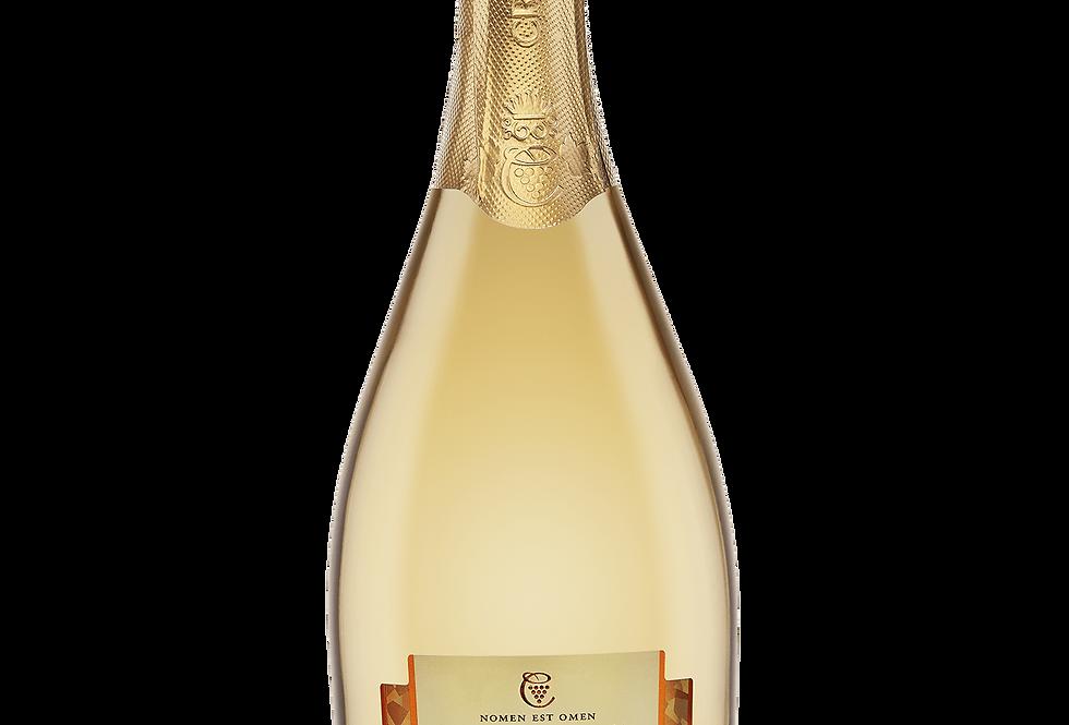 Шампанское полусладкое  MUSCAT  alc.12% 0.75л
