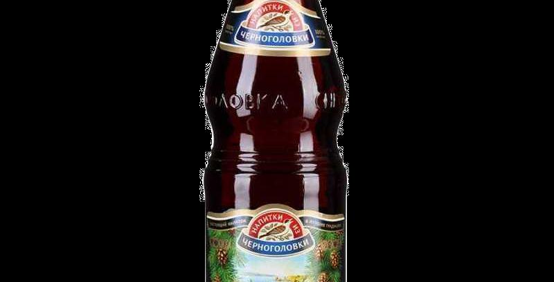 Напитки из черноголовки Байкал 0.5л