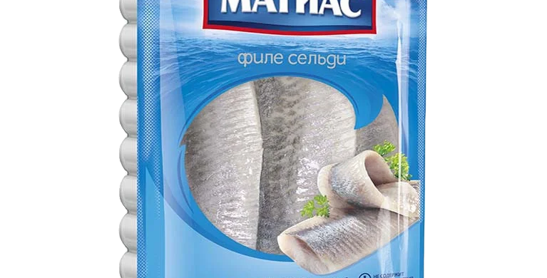 филе сельди Матиас ОРИГИНАЛ 250гр