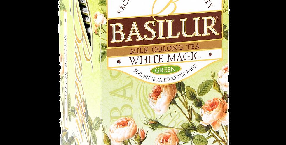 чай зелёный White Magic ,,BASILUR,, 25*1.5 гр