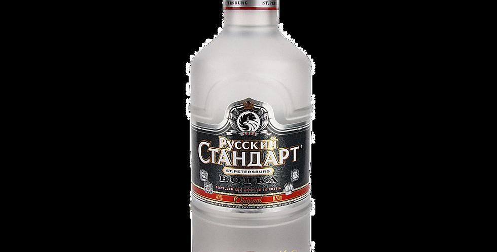 водка РУССКИЙ СТАНДАРТ 0.5л