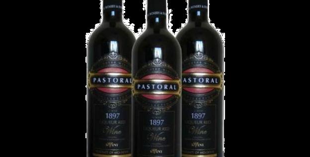вино ликёрное красное PASTORAL (alc.16%)