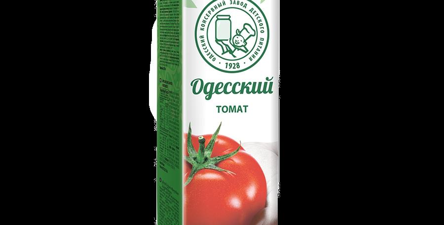 сок томатный ОДЕССКИЙ