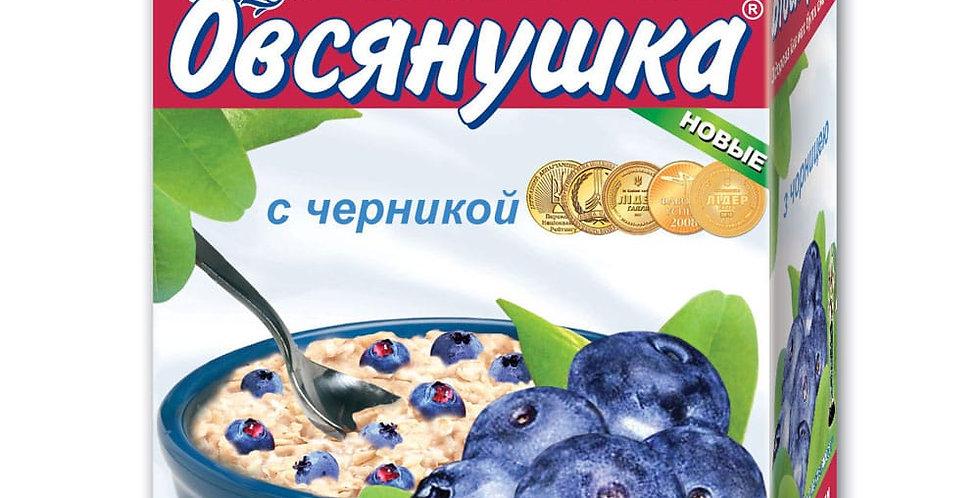 """""""Овсянушка"""" с черникой"""