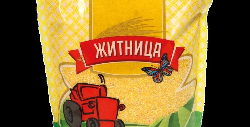 Кукурузная крупа 800гр