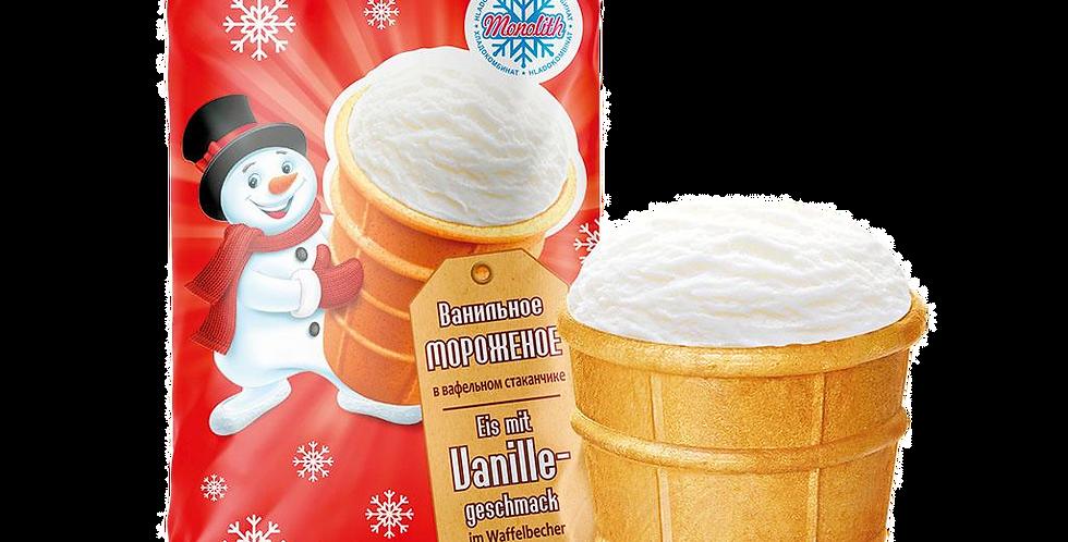 мороженое Ванильное 130мл
