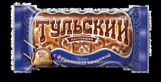 Пряник Тульский с фруктовой начинкой 140гр
