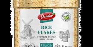 рисовые хлопья Dandar 390гр