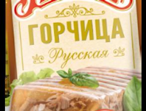 горчица Русская МАХЕЕВЪ 160гр