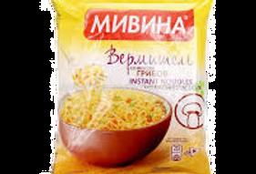 вермишель быстрого приготовления со вкусом ГРИБОВ 50гр
