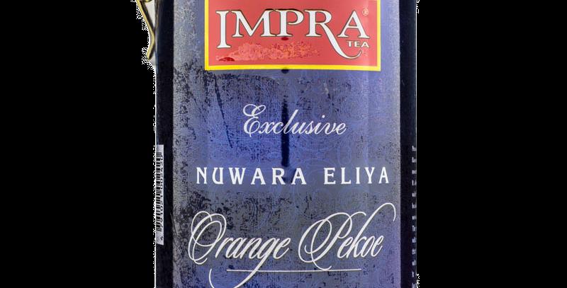 чай чёрный крупнолистовой IMPRA 250гр