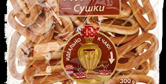 сушки ЧЕЛНОЧОК   300гр