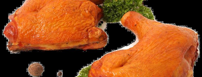 куриные окорочка копчёные 1кг